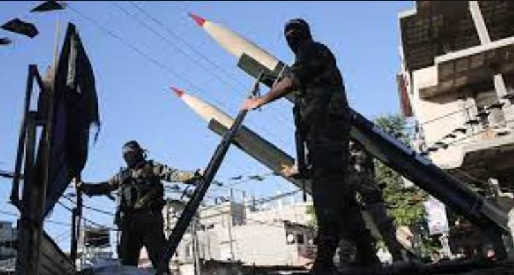 Roket Palestina Guncang Keamanan Israel