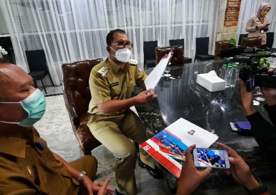 SE PPKM Level 4 di Makassar, Warkop Boleh Buka Sampai Jam 10