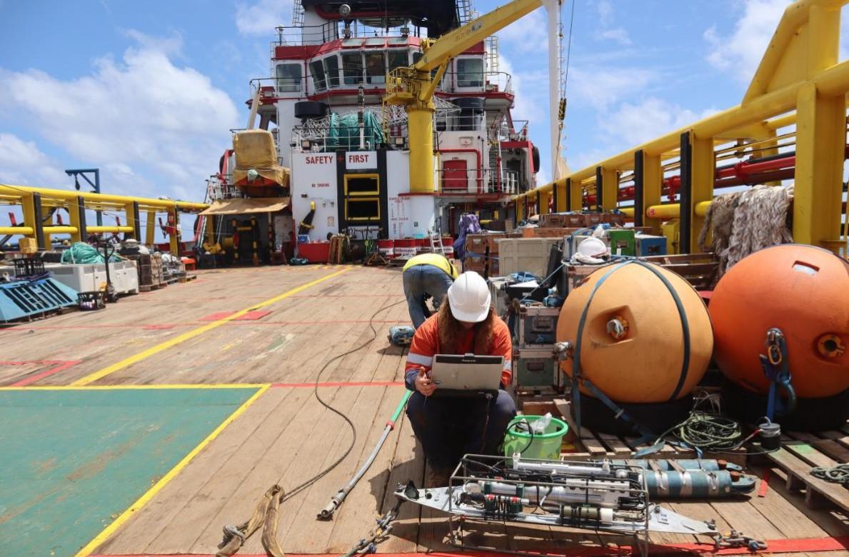 SKK Migas, INPEX Tuntaskan Metocean Service Visit untuk Proyek LNG Abadi   di Masa Pandemi