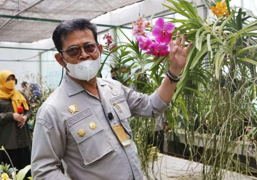 SYL Optimistis Indonesia Jadi Eksportir Besar Tanaman Tropis