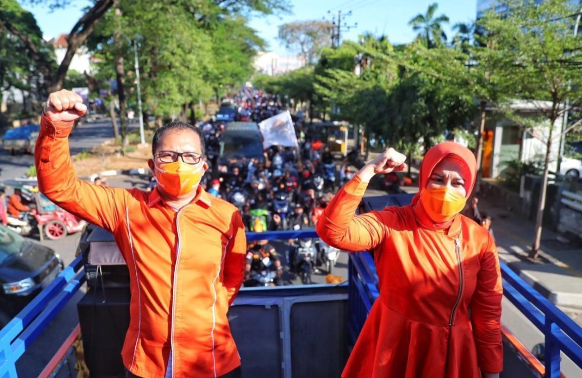 Sah! Ini Hasil Rekapitulasi KPU untuk Pilkada 2020 Kota Makassar