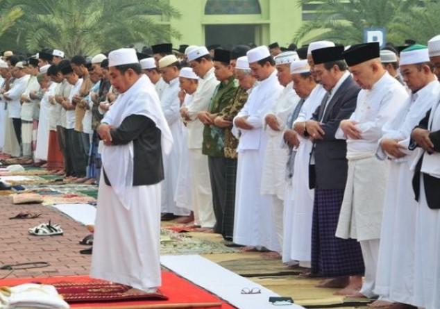 Salat Ied Boleh di Masjid, Asal…