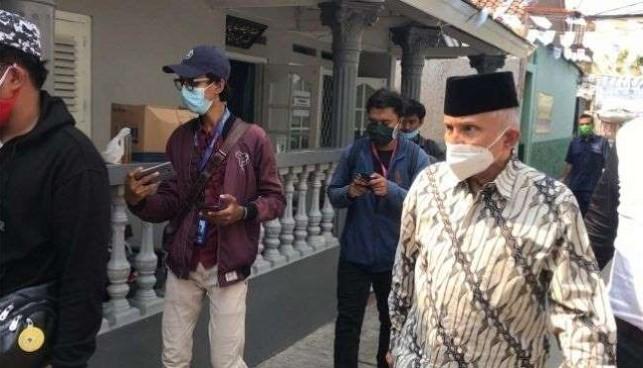 Satu per Satu Tokoh Kunjungi Habib Rizieq, Kini Giliran Amien Rais