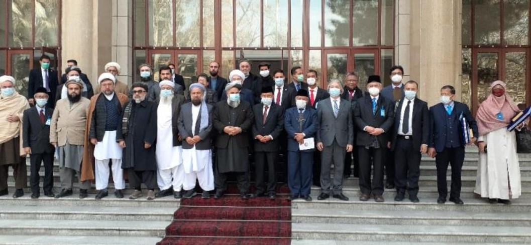 Selain Perdamaian, JK Dorong Indonesia-Afganistan Kerjasama Pengembangan Infrastruktur Energi