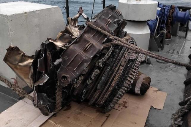 Selain Sinyal Black Box Terlacak, Turbin Pesawat Sriwijaya Air SJ 182 Sudah Ditemukan