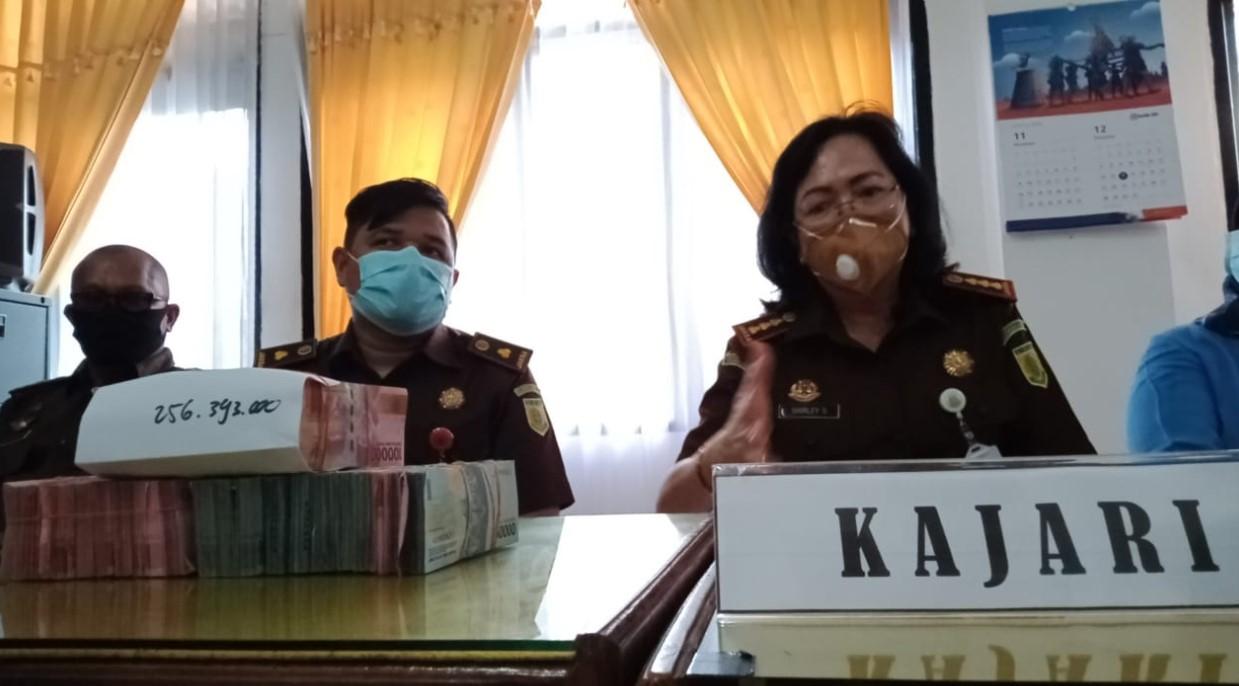 Seorang Kasi Bapenda Kendari Ditetapkan Sebagai Tersangka Kasus Korupsi Pajak Reklame Tahun 2018-2019