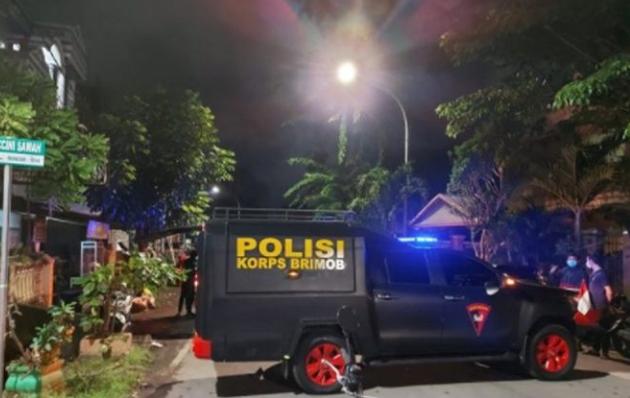 Seorang Pria di Makassar Mengaku Teroris dan Letakkan Bom di Masjid