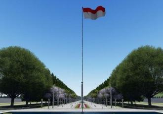 Seperti Apa Wujud Desain Istana Presiden di Ibu Kota Baru? Ini Penampakannya