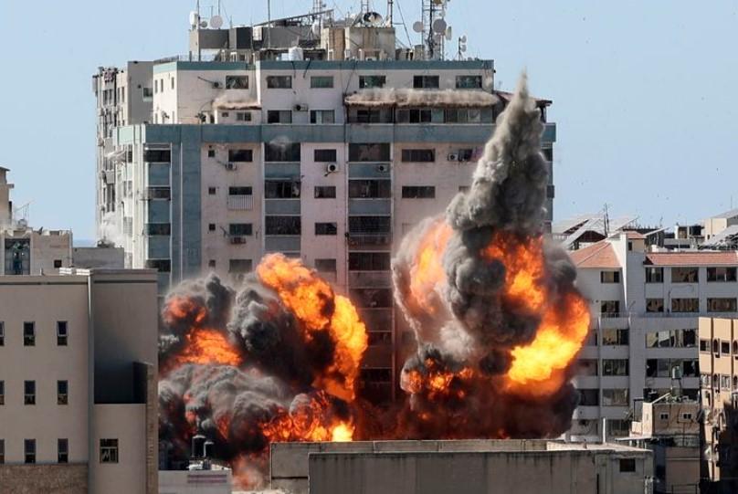 Serang Kantor Berita di Gaza, ICC Diminta Turun Tangan