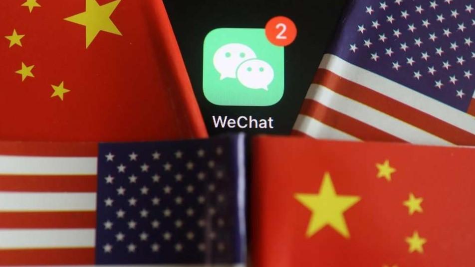Setelah TikTok kini WeChat yang Dianggap Mengancam oleh Trump