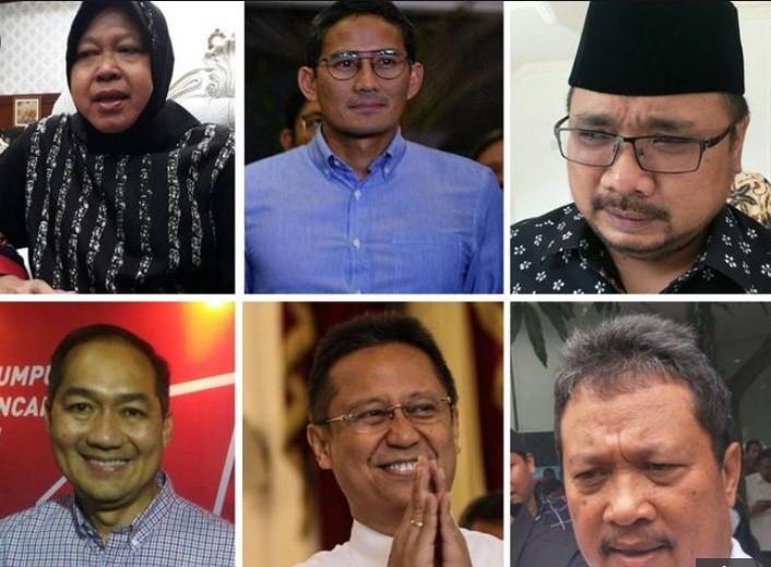 Siapa yang paling Tajir? Ini Dia Daftar Kekayaan 6 Menteri Baru Jokowi