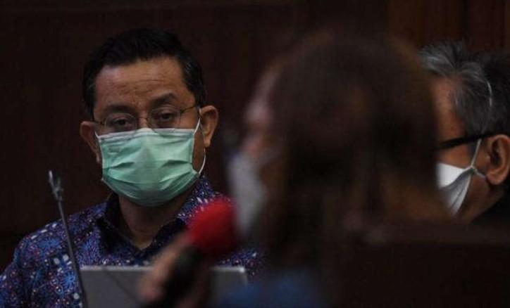 Sidang Korupsi Bansos, Terungkap Sespri Eks Mensos Ttitip Uang Ratusan Juta ke Rekening OB