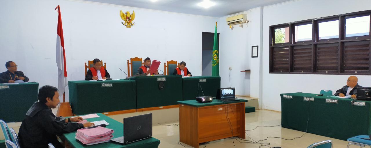 Sidang Lanjutan PT Naga Bara Perkasa, Saksi Sebut PT NBP Menambang di Kawasan Hutan Lindung
