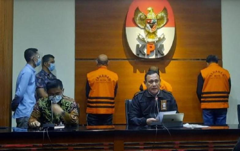 Sidang Perdana Penyuap NA, Jaksa Sebut Agung Sucipto 2 Kali Suap NA