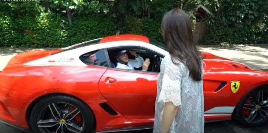 Silaturahmi Naik Ferrari, Nagita Slavina Usir Andre Taulany dari Rumahnya