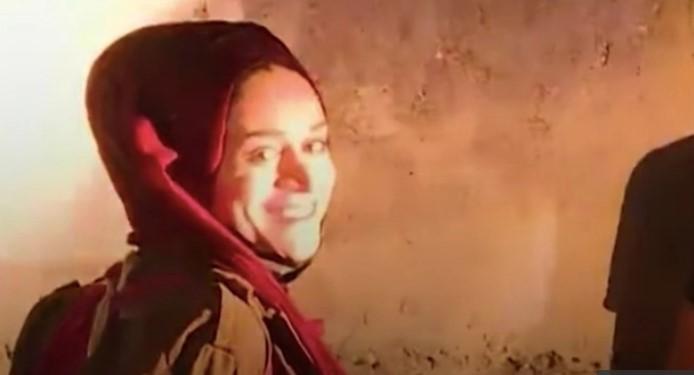 Simak Video Maryam Al-Afifi, Sosok Wanita yang  Tersenyum Saat Ditangkap Polisi Israel