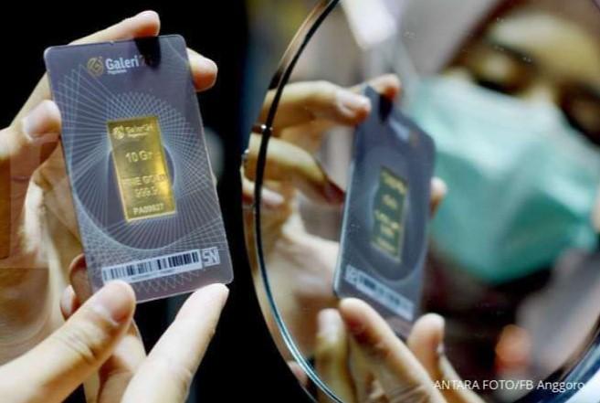 Simak harga emas hari ini di Pegadaian, Kamis 21 Oktober 2021