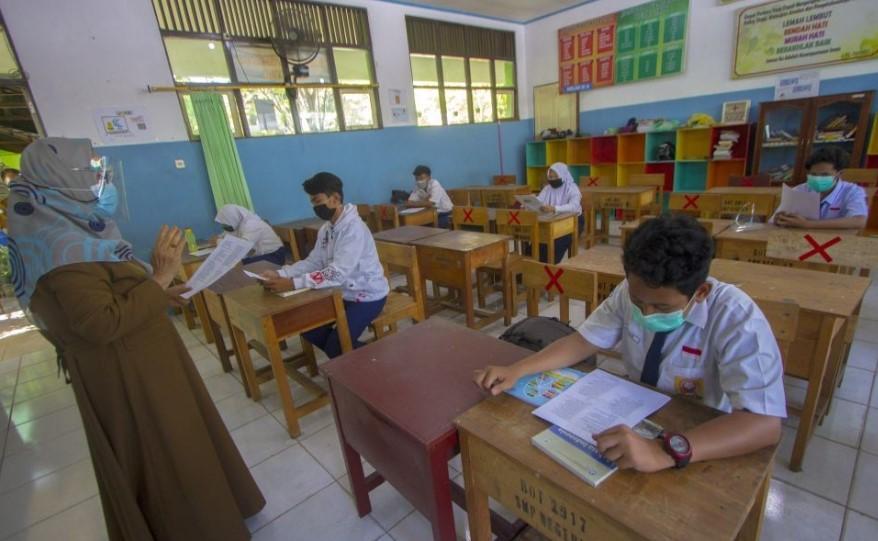 Soal Kesiapan Belajar Tatap Muka Sekolah di Makassar, Ini Penjelasan Plt Kadis Pendidikan