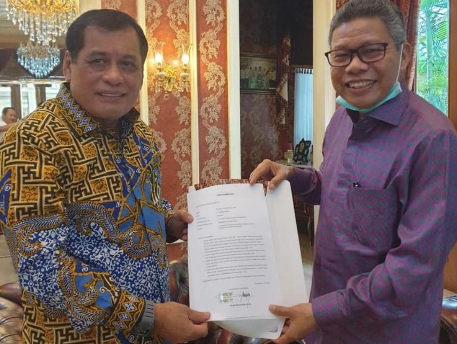 Soal Musda Golkar Makassar, MRP Tegaskan Tak Ada Kaitannya dengan NH