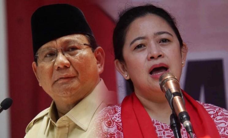 Soal Peluang Duet Prabowo-Puan, Pengamat Bilang Begini