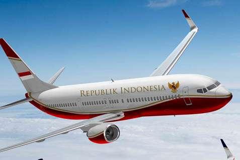 Soal Perubahan Warna Pesawat Kepresidenan, Begini Penjelasan Istana