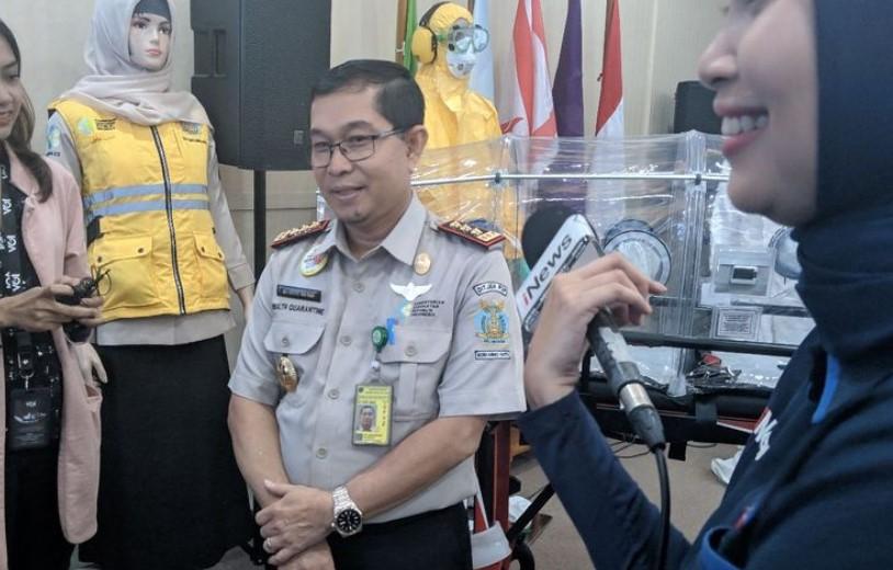 Strategi KKP Bandara Soetta Antisipasi Hasil Tes Covid-19 Palsu