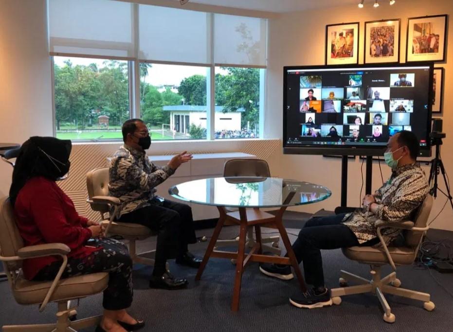 Sukseskan Program Makassar Recover, Danny Koordinasi ke Dirjen Dukcapil Soal Sinkronisasi Data
