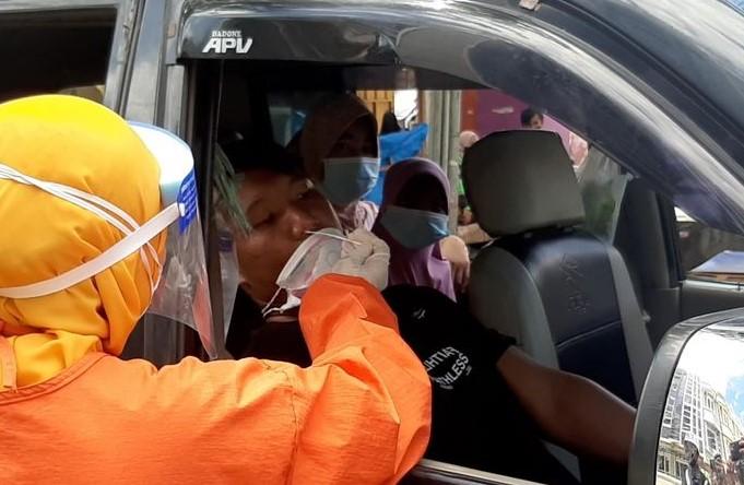 Swab on the Road, Danny Pomanto Harap Kasus Covid-19 Makassar Turun ke Level 3