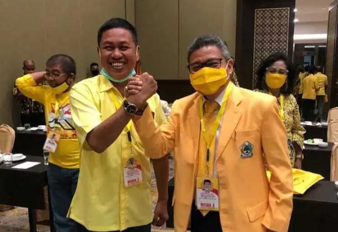 Syamsuddin Hamid Mundur sebagai Ketua Golkar Pangkep, Taufan Pawe Bilang Begini