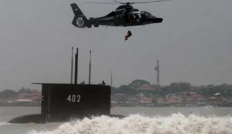 TNI Sebut Dugaan Awal Penyebab Tenggelamnya KRI Nanggala 402