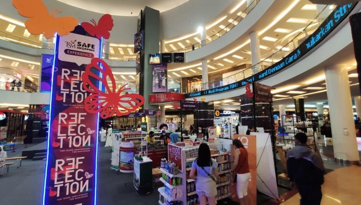 TSM Makassar Akan hadirkan Pameran Kecantikan Reflection Bertabur Promo