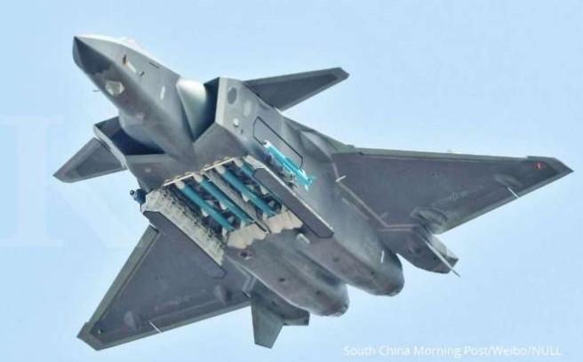 Taiwan Pakai Rudal Lacak Jet Tiongkok yang Masuki Wilayahnya
