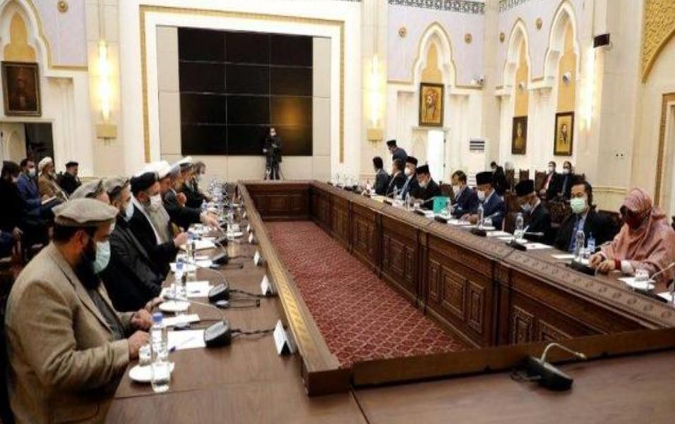 Taliban dan Pemerintah Afganistan Masih Perang, JK Diminta Damaikan di Jakarta