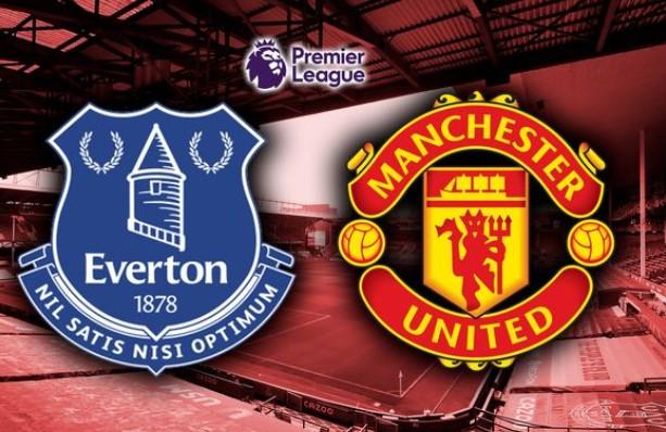 Tampil Impresif, Manchester United Tundukkan  Everton 3-1 di Goodison Park