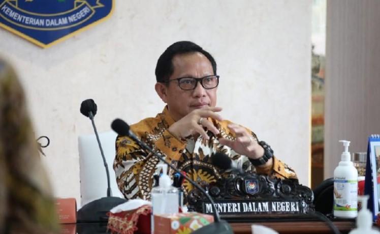Tanggapan Mendagri Soal Keinginan Danny Copot Semua Camat dan Lurah di Makassar