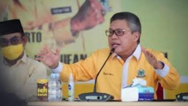 Taufan Pawe Beberkan Kriteria Calon Ketua DPD II Makassar