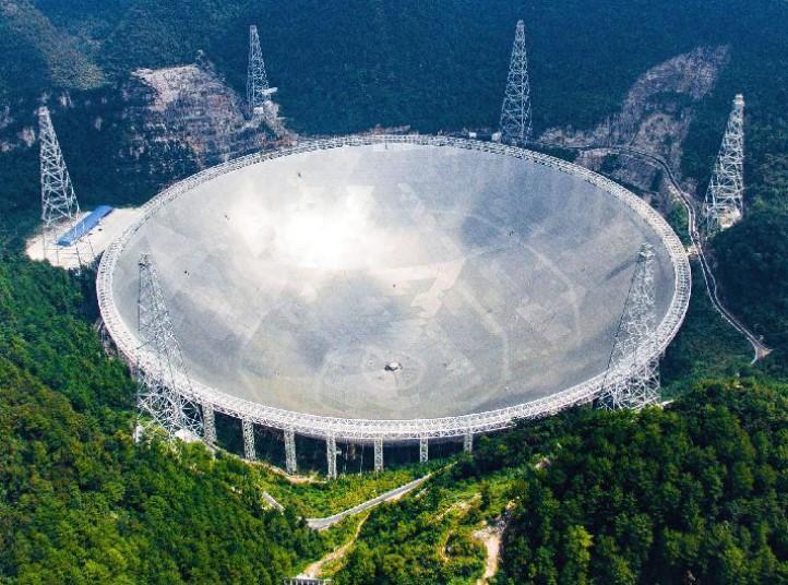 Teleskop Terbesar di Dunia Pantau Detail Langit Siap Dibangun