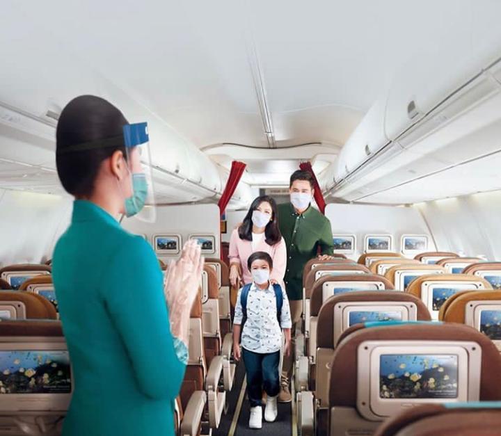 Terbang Dari Makassar Pakai Garuda Indonesia, Gratis Rapid Test.
