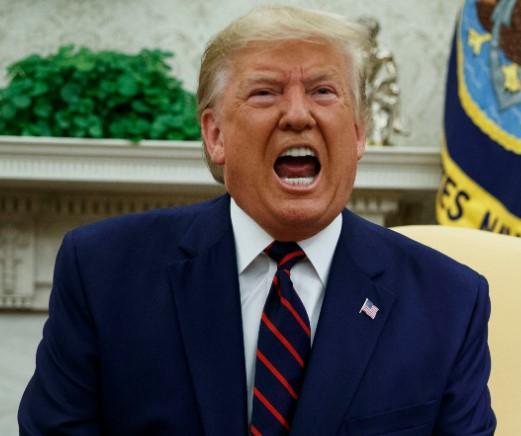 Terjadi Penembakan di Gedung Putih AS, Trump Langsung Diamankan