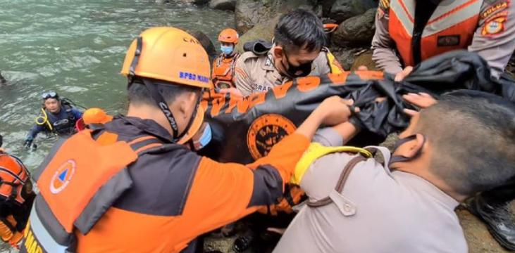 Terjadi lagi ! Pelajar SMK Kartika Tenggelam di Air Terjun Maros