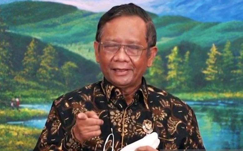 Terkait Konflik Partai Demokrat, Mahfud Bandingkan dengan Kisruh PKB saat Rezim SBY