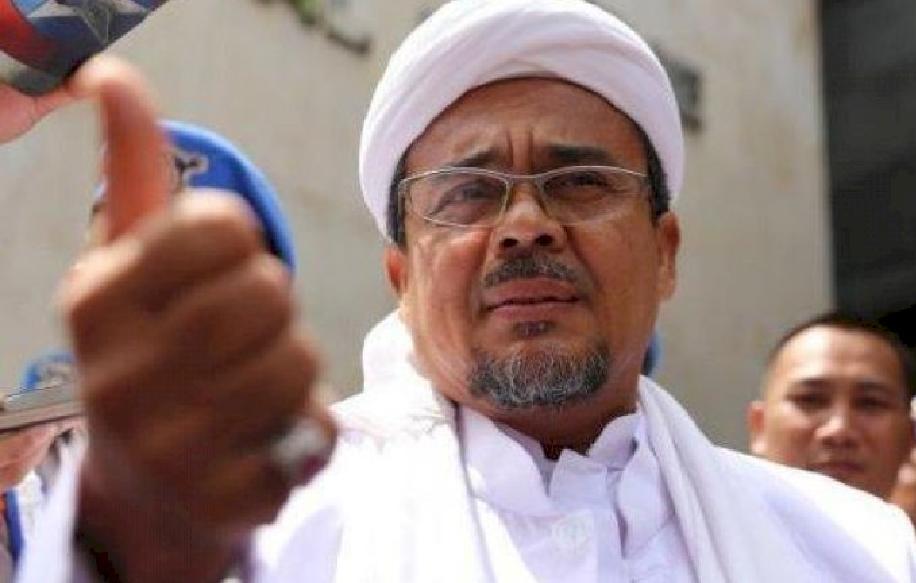 Ternyata Denda Rp50 Juta yang Sudah Dibayar Habib Rizieq Tak Direken Majelis Hakim, Ini Alasannya.