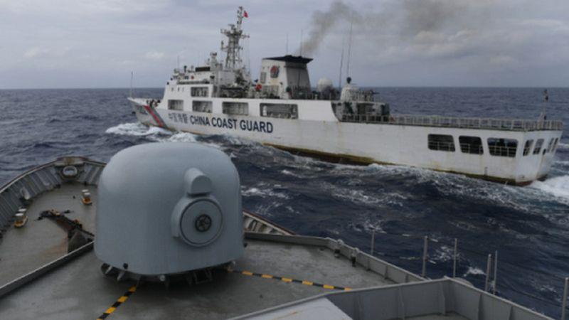 Terobos Perairan Indonesia, Kapal China Diusir Bakamla dari Natuna