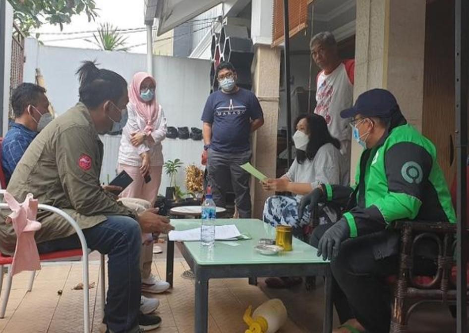 Terpidana Kasus Korupsi Laboratorium Pendidikan UNM Dicokok di Bintaro