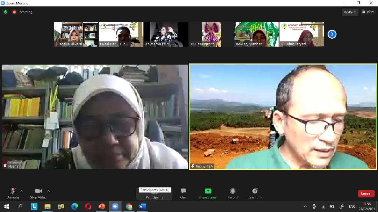 Terpilih Sebagai Ketua AMI Pusat, Dosen FHIL UHO Prof Husna Beberkan Program Kerja