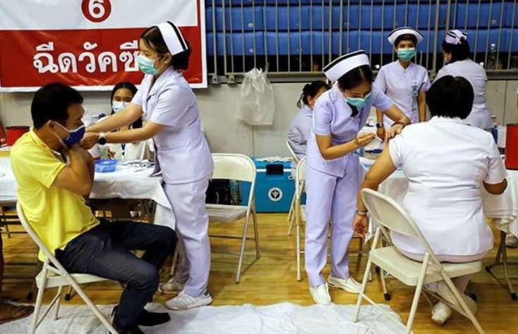 Thailand Buat Undian Berhadiah Sapi Bagi Masyarakat Yang Mau Ikut Vaksinasi Covid-19