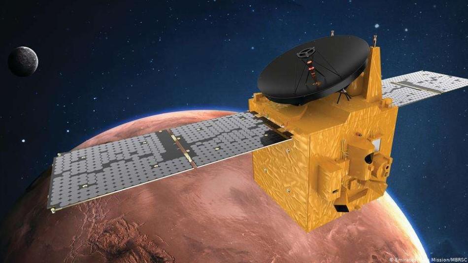 Tiga Negara Simultan Luncurkan Misi ke Planet Mars