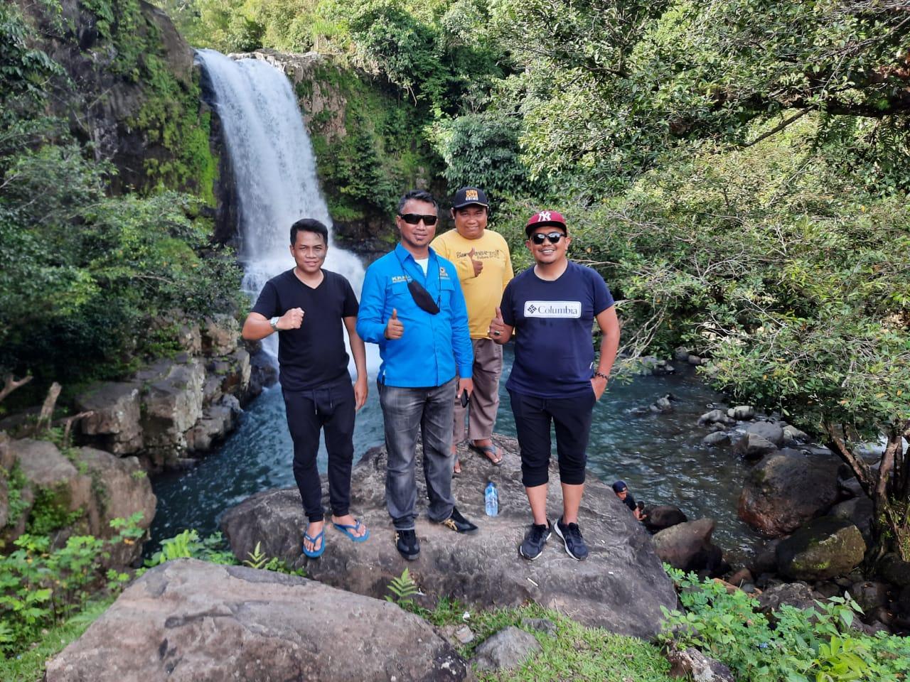 Tim Supervisi KKNE Unifa Lakukan Tour Keliling Sulsel