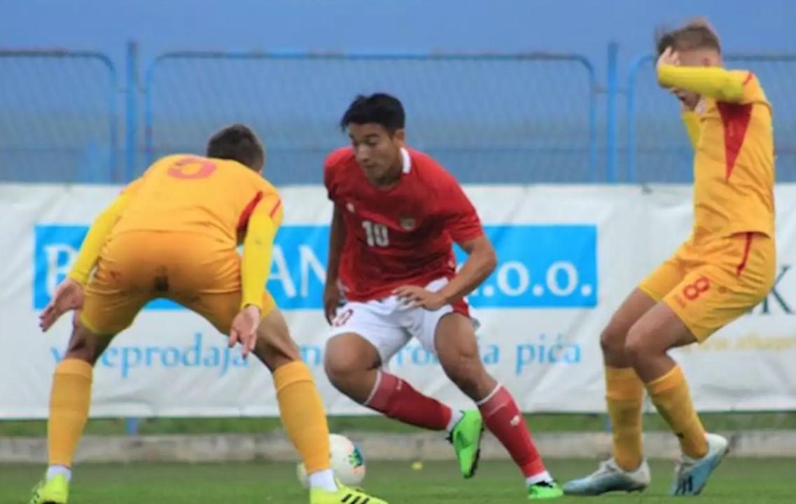 Timnas Indonesia U-19 Tumbangkan Makedonia Utara dengan Skor Telak, Jack Brown Cetak Brace