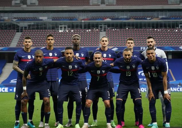 Timnas Prancis Difavoritkan Jadi Kampiun Piala Eropa 2020